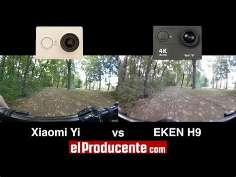 Kamera 4k 1080p Hd Wifi Kamera Vs Kogan Vs Xiaomi Yi sjcam sj5000 vs xiaomi yi vs gopro3 black 60fps review
