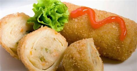 membuat risoles daging resep membuat risoles daging cincang lezat harian resep