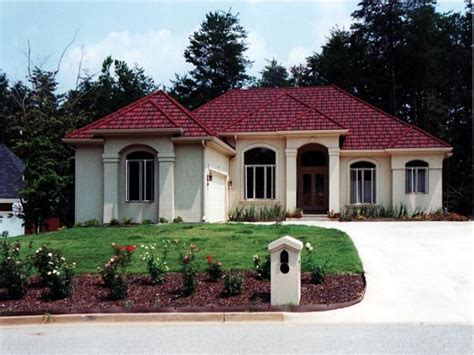 style homes plans mediterranean style homes small mediterranean