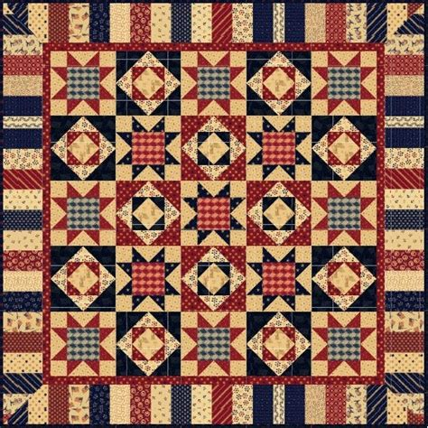 Americana Quilt by Americana Quilt It Quilts