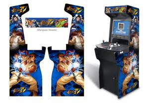 Sit Down Arcade Cabinet 187 Customer Submitted Custom Permanent Full Size Street