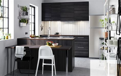 Kitchen Furnishing Ideas Create A Kitchen That S Cool Calm And Functional Ikea