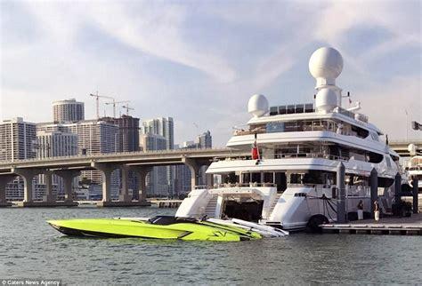 catamaran for sale ebay uk lamborghini aventador and speedboat on sale on ebay