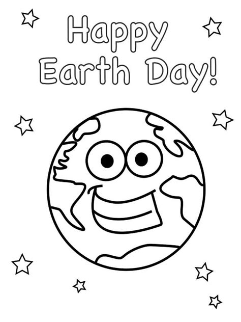Earth Day 4 earth day coloring pages free printable earth day