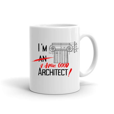 gift for architect funny coffee mug gift for architect architect coffee mug