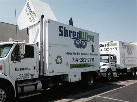 Document Shredding Orange County