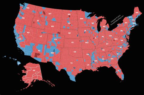 map us presidential election live map united states 2016 presidential election voters