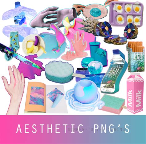 Designer Bathroom Sets by 21 Free Aesthetic Png Packs Hipsthetic