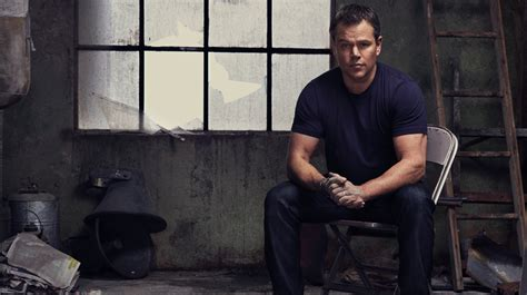 Matt Damon S Plan For Jason Bourne Coach