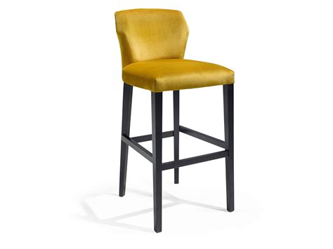 glossy chrome metal adjustable barstool with round