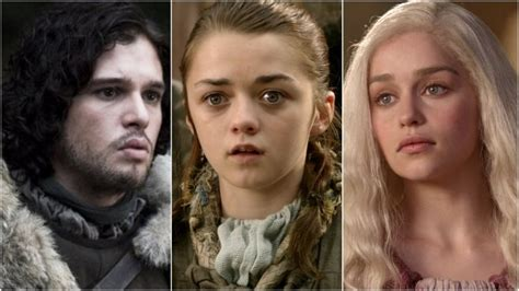 of thrones season 1 how the cast of of thrones has changed