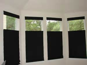 Roman shades black out room darkening shades contemporary roman