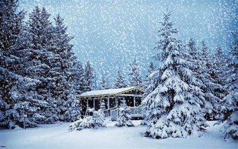 hd christmas snowstorm wallpaper download free 92074