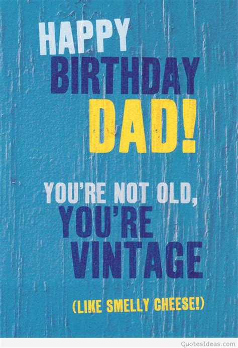 Birthday Quotes For Dads Happy Birthday Dad
