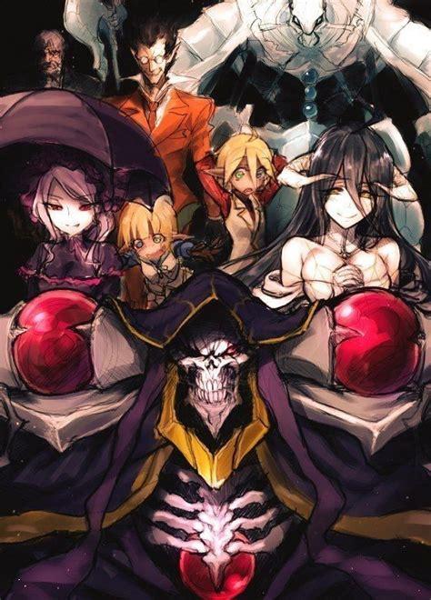 imagenes anime overlord 53 mejores im 225 genes de overlord en pinterest chicas