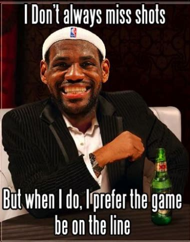 lebron meme at the improv meme s the word