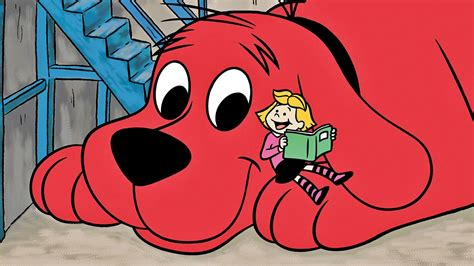 clifford big clifford the big coming from paramount