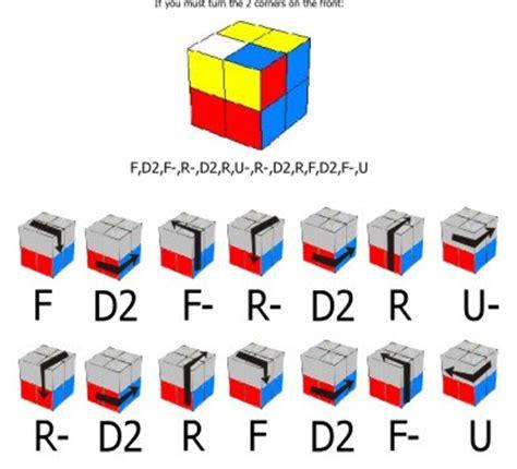 video tutorial rubik 2x2 how to resolve rubik 2x2 for beginners rubic solve