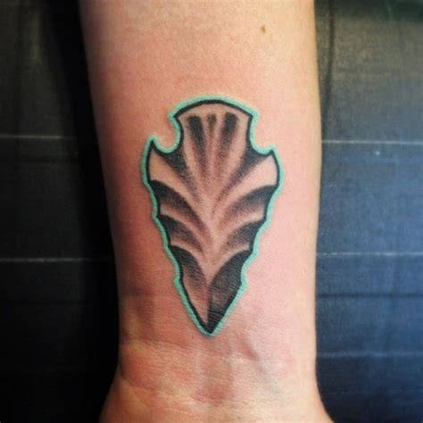 arrow head tattoo 17 best images about arrowhead on