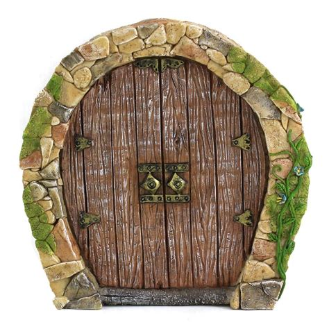 the forest open boat door fairy doors for kids tinkerlab