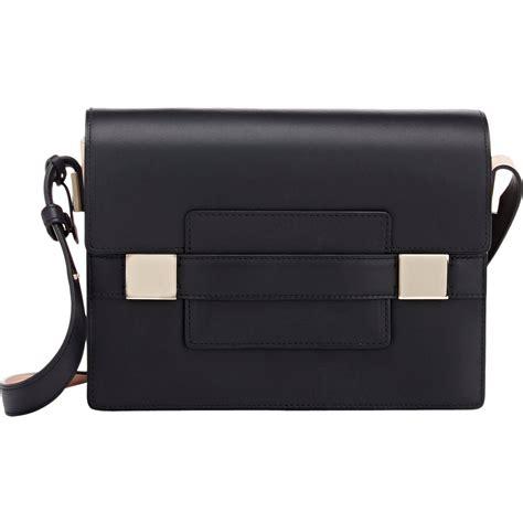 Handbag Delvaux Set Pouch Code 0 delvaux madame pm shoulder bag in black lyst