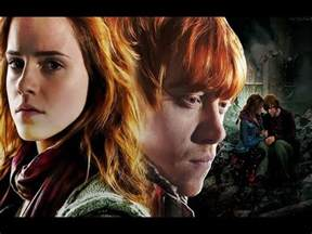 the hermione granger and weasley in harry