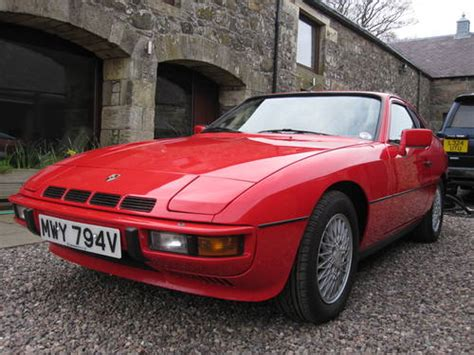 porsche 924 turbo for sale uk porsche 924 turbo s1 sold 1980 on car and classic uk