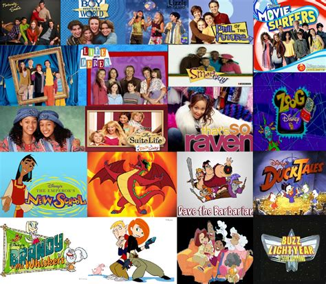 disney channel cartoon old tv shows list of disney cartoons from the 90s adultcartoon co