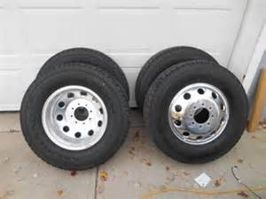 dodge ram 3500 17 quot dually factory alcoa wheels rims