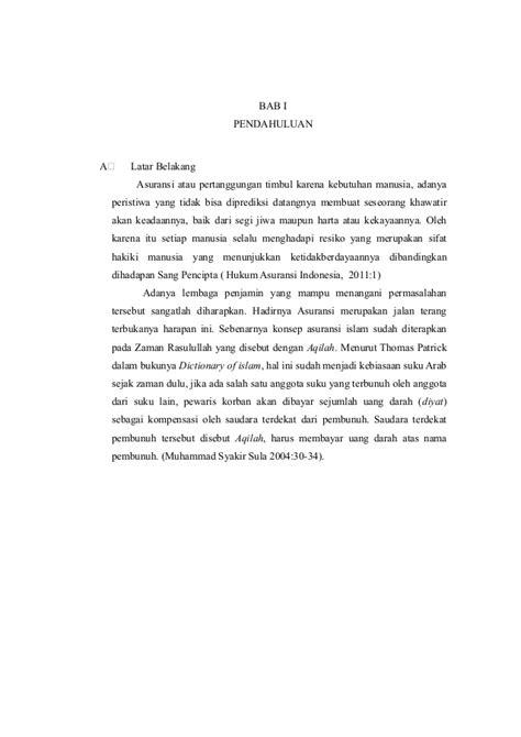 membuat makalah tentang bisnis makalah tentang asuransi syariah dengan asuransi konvesional