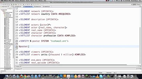 xml links tutorial xml video tutorial 5 youtube