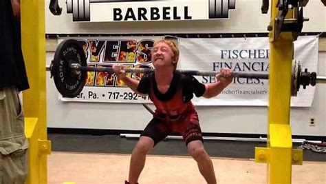 how much should a 14 year old bench meet the 14 year old weightlifter who can lift more than
