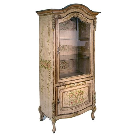 Painted Curio Cabinets by The 25 Best Painted Curio Cabinets Ideas On