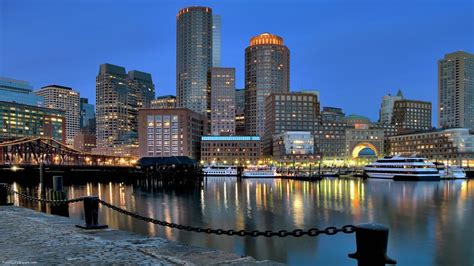 Live Auction Package Preview Boston Skyline