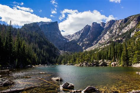 mountain valley bank na free photo mountains landscape river forest free