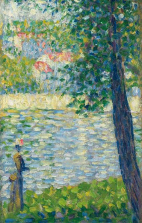 georges seurat most famous paintings georges seurat quotes quotesgram