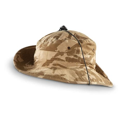 military hats boonie hats military apparel 2 used british military surplus dpm boonie hats 637632