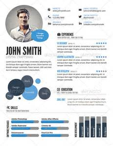 25  Infographic Resume Templates [Free & Premium Collection]