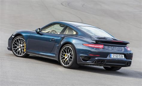 Porsche Turbo 2014 by Car And Driver