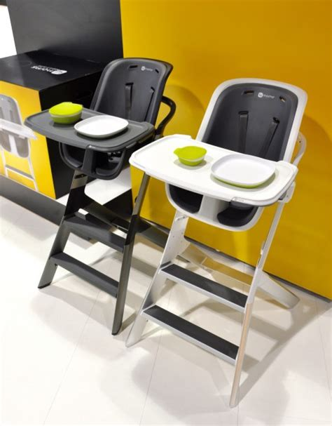 Easy To Clean High Chair by 4moms High Chair At Abc Expo 2015 171 Buymodernbaby