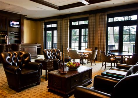 G C Interiors by Clubhouse Architecture Clubhouse Renovation Golf
