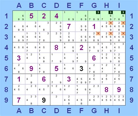 printable sudoku with candidates pin 25x25 sudoku puzzles to print image search results on