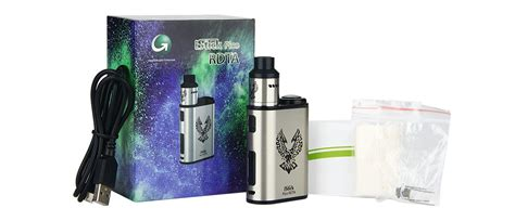 Eleaf Istick Pico Rdta 75w 2300mah Starter Kit Vaporizer Authentic 75w eleaf istick pico rdta tc kit 2300mah