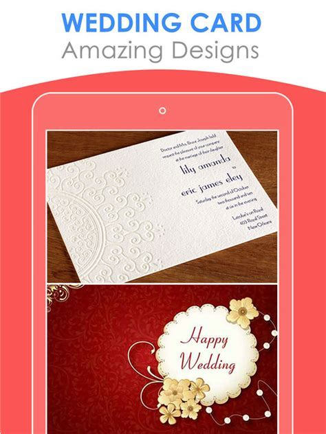 App Shopper: Free Wedding Card Designs   Best Invitation