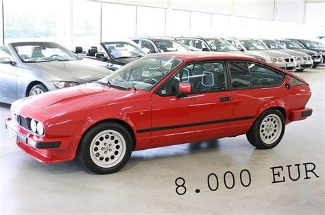 1985 Alfa Romeo by 1985 Alfa Romeo Gtv 6 Information And Photos Momentcar