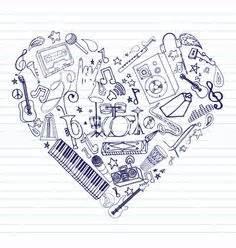 free lagu musical doodle headphone doodle classical