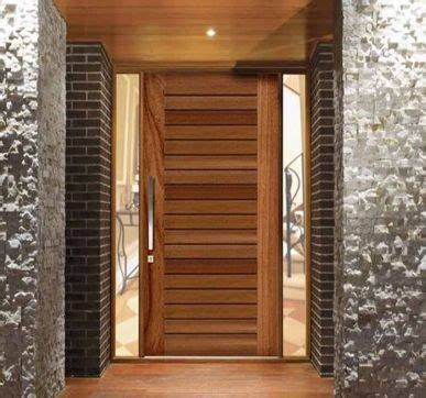 door designs styles for modern homes in india 2018