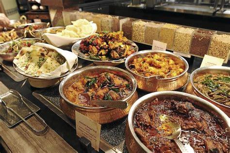 dishes at mosaic s buka puasa buffet out
