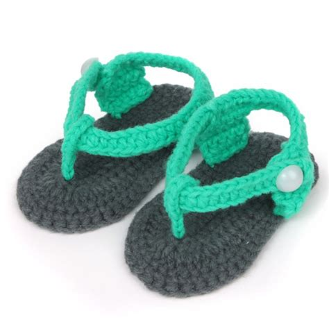 baby knitted sandals baby children toddler crochet handmade knitted casual