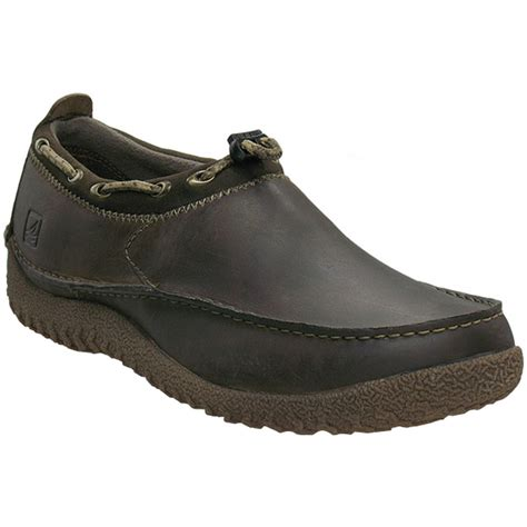 sperry top sider boat moc slip on shoe s